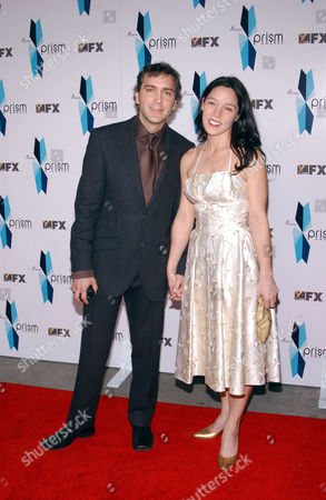 Scott Lowell with Claire Sakaki