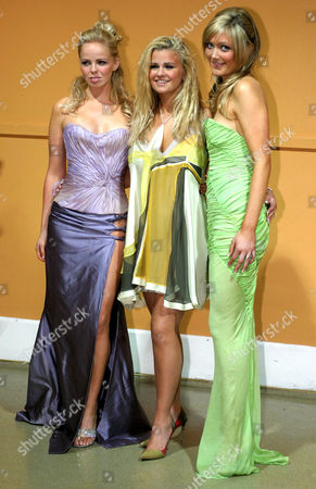 Editorial photo of VIP LIVE FASHION SHOW AT THE ROYAL DUBLIN SOCIETY HALL, DUBLIN, EIRE - 29 APR 2004