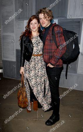 Lydia Rose Bewley and Alex Felton
