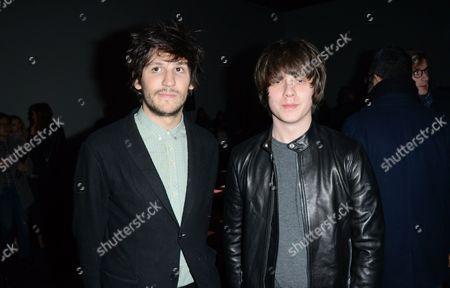Felix De Givry and Jake Bugg
