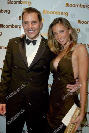 Bill Rancic and Katrina Campins