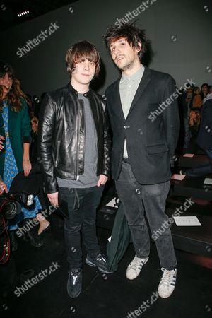 Jake Bugg and Felix De Givry