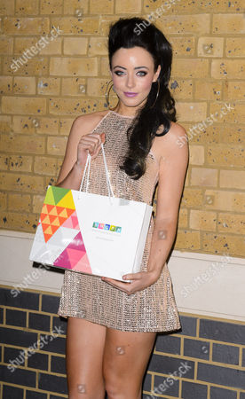 Editorial picture of Shopa launch party, London, Britain - 10 Mar 2015