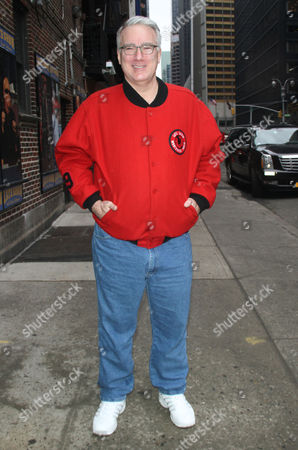 Editorial image of 'Late Show With David Letterman', New York, America - 10 Mar 2015