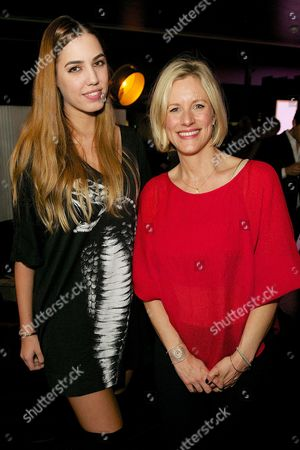 Editorial picture of Astley Clarke and Theirworld charitable partnership launch in the Rumpus Room at The Mondrian, London, Britain - 10 Mar 2015