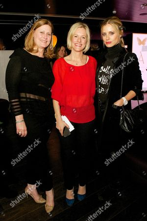 Editorial image of Astley Clarke and Theirworld charitable partnership launch in the Rumpus Room at The Mondrian, London, Britain - 10 Mar 2015