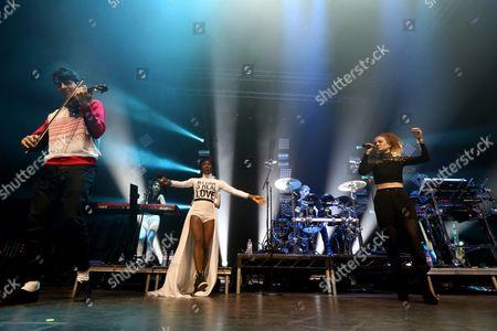 Clean Bandit - Milan Neil Amin-Smith, Elisabeth Troy and Jess Glynne