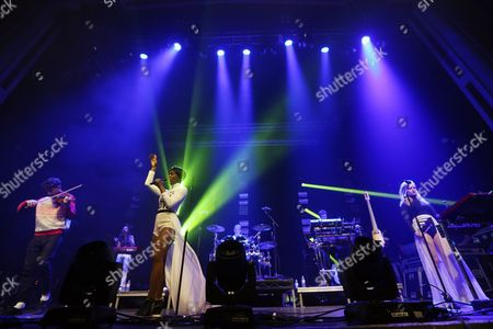 Clean Bandit - Milan Neil Amin-Smith, Elisabeth Troy and Grace Chatto