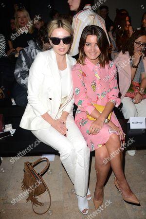 Caroline Vreeland and Alexandra Pereira