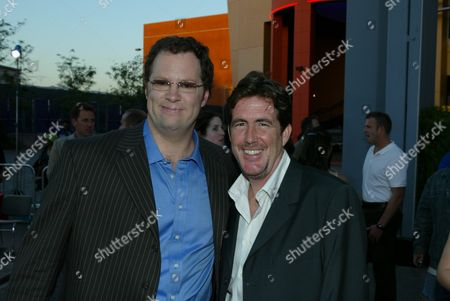 Shuler Hensley and Executive Producer Sam Mercer
