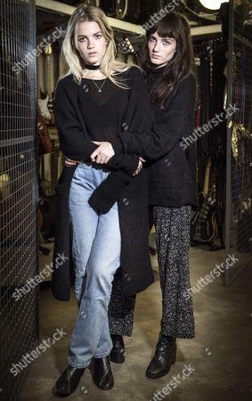 Say Lou Lou - twin sisters Miranda Kilbey and Elektra Kilbey