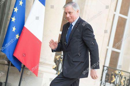 Bank of France Governor Christian Noyer