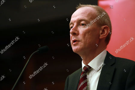 Pat McFadden M.P., Shadow Minister for Europe