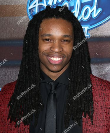 Editorial photo of 'American Idol' Series 14 Finalist Party, Los Angeles, America - 11 Mar 2015