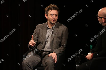 Michael Sheen and Boyd Hilton