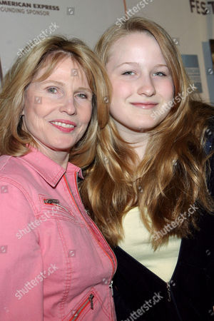 Stock Picture of Donna Hanover with her daughter Caroline Giuliani