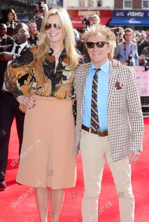 Stock Photo of Penny Lancaster   Rob Stewart