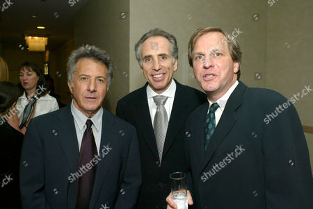 Dustin Hoffman, Jerry Zucker and Doug Wick