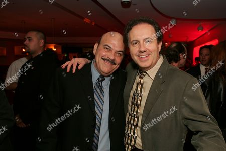 Jon Polito and Richard Licata