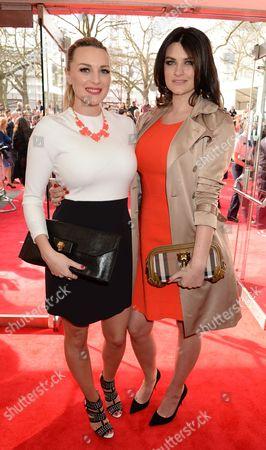 Nic Haste and Samantha Chapman