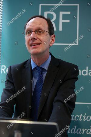 John Cridland, Director - General at the CBI