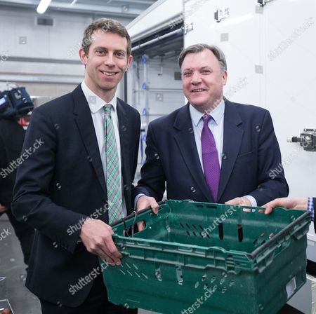 Editorial picture of Ed Balls in Rossendale, Britain - 12 Mar 2015
