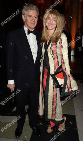 John Frieda and Avery Agnelli