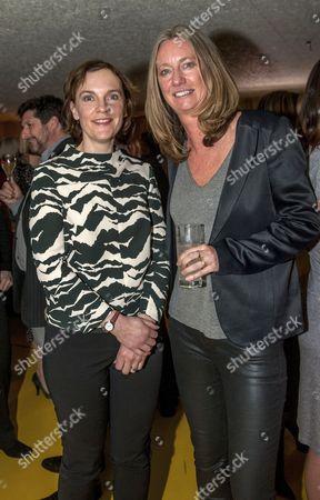 Justine Thornton and Justine Roberts