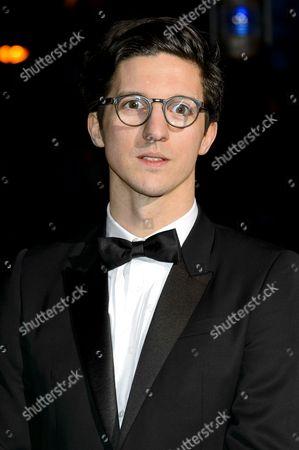Editorial photo of BAFTA Games Awards 2015, London, Britain - 12 Mar 2015
