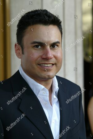 Stock Photo of Phil Maloof