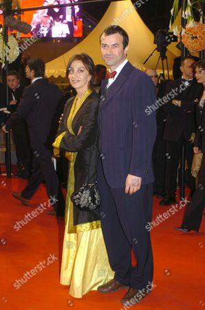 Anna Bonaiuto and Andrea Occhipinti