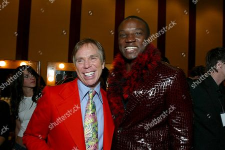 Tommy Hilfiger and Kwame Jackson
