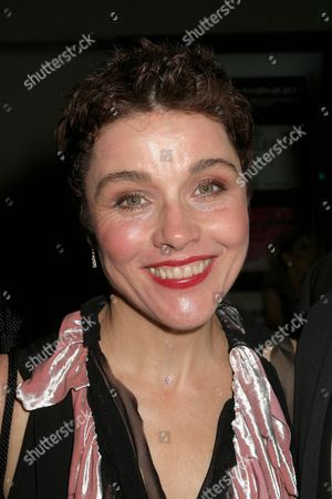 Stock Image of Christine Andreas