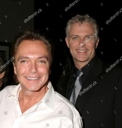 David Cassidy, Patrick Cassidy
