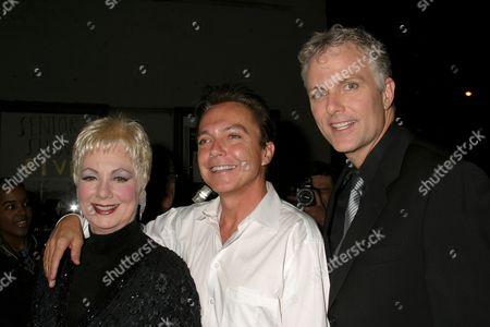 Shirley Jones, David Cassidy, Patrick Cassidy