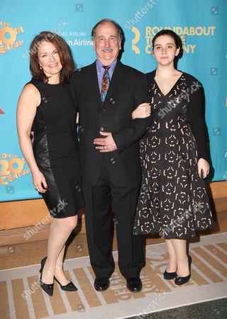 Mark Linn-Baker and family