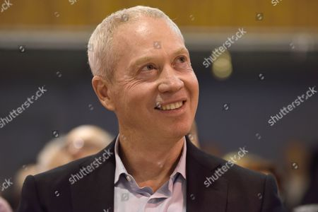 Stock Picture of Ex IDF General Yoav Galant of Kulanu Party
