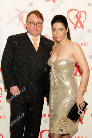 Richard Farley and Chele Chiavacci