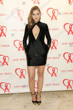 Editorial picture of Love Heals Gala, New York, America - 12 Mar 2015