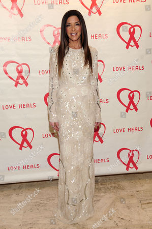 Editorial image of Love Heals Gala, New York, America - 12 Mar 2015