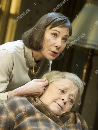 Stock Photo of Zoe Wanamaker as Stevie,  Lynda Baron as Aunt