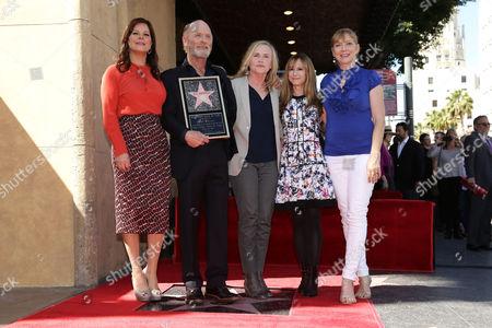 Marcia Gay Harden, Ed Harris, Amy Madigan, Holly Hunter, Glenne Headly