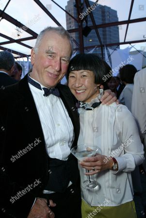 Stock Photo of Billy Al Bengston and wife Wendy