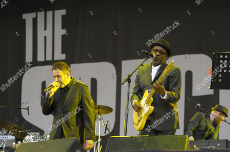 Stock Photo of Roddy Radiation - The Specials