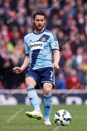 Matthew Jarvis of West Ham United
