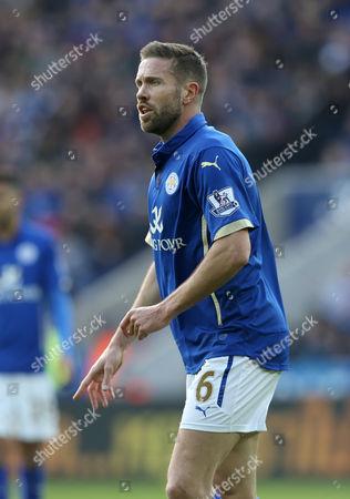 Leicester City's Matthew Upson