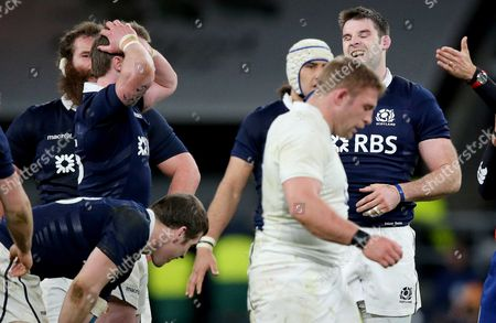 Editorial image of RBS 6 Nations Championship, Twickenham Stadium, London, England, England vs Scotland  - 14 Mar 2015