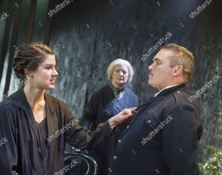 Editorial photo of 'The Father' Play performed at the Trafalgar Studio, London, Britain - 13 Mar 2015