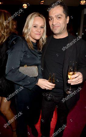 Editorial image of Heather Kerzner Birthday Party, Blakes Hotel, London, Britain - 14 Mar 2015