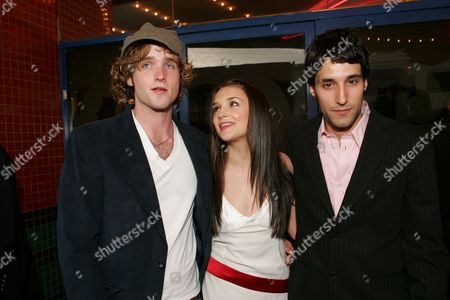 Editorial image of 'STATESIDE' FILM PREMIERE, LOS ANGELES, AMERICA - 18 MAY 2004